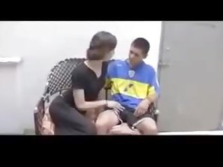 Beautiful junior CD Crossdresser Seduces college girl