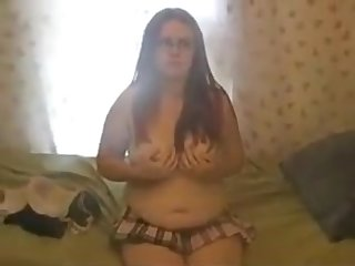Fat college girl 1
